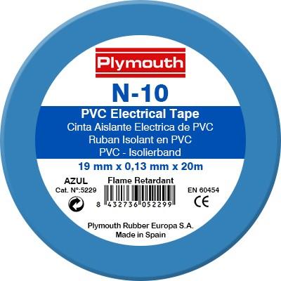 Plymouth N-10 - albastru