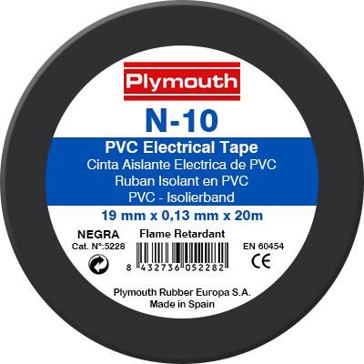Plymouth N-10 - negru