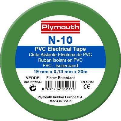 Plymouth N-10 - verde