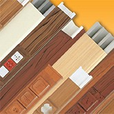 Canal cablu PVC colorat