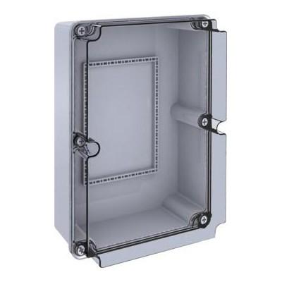 Cutie PVC transparenta - 225 x 311 x 130 mm