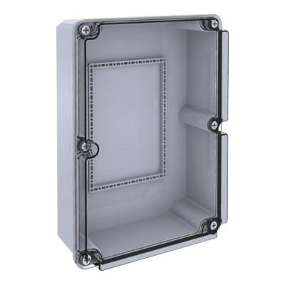Cutie PVC transparenta - 225 x 311 x 99 mm