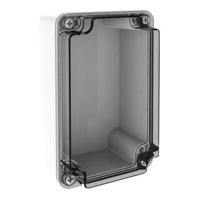 Cutie PVC transparenta - 138 x 226 x 98 mm