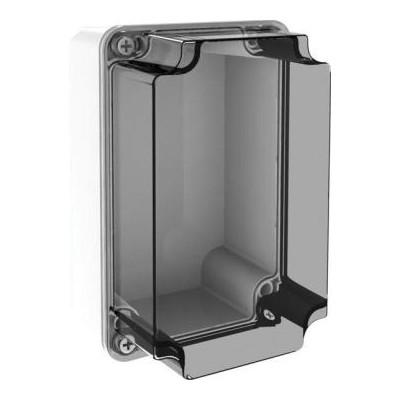 Cutie PVC transparenta - 138 x 226 x 131 mm