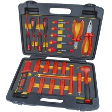 Set scule electricieni profesionale 24 piese - max 1500V